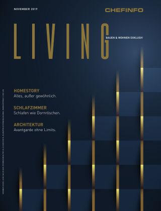 CHEFINFO Sonderausgaben Living 11/19