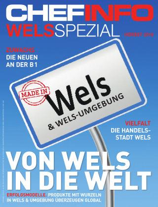 CHEFINFO Sonderausgaben Wels Spezial 02/19