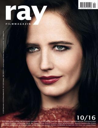 ray Filmmagazin 10/2016