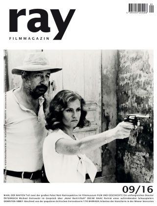 ray Filmmagazin 09/2016