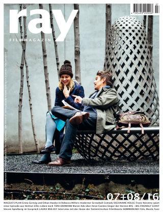 ray Filmmagazin 07+08/2016