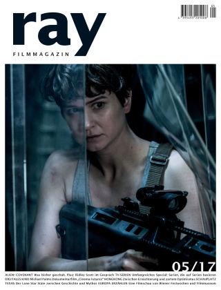 ray Filmmagazin 05/2017