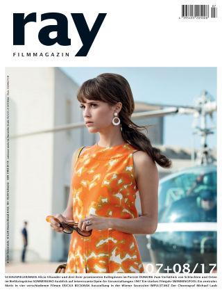 ray Filmmagazin 07+08/2017