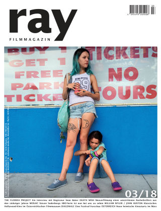 ray Filmmagazin 03/18
