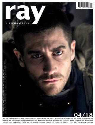ray Filmmagazin 04/18