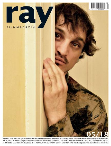 ray Filmmagazin April 28, 2018 00:00