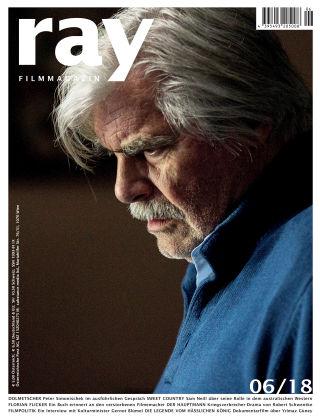 ray Filmmagazin 06/18