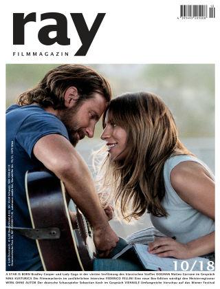 ray Filmmagazin 10/18