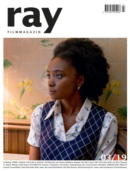 ray Filmmagazin March 01, 2019 00:00