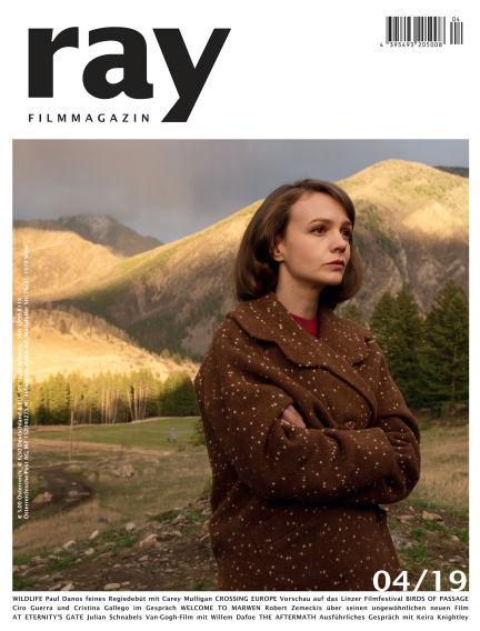 ray Filmmagazin April 01, 2019 00:00