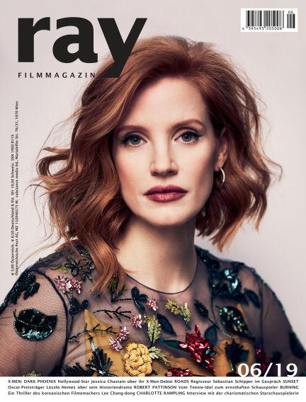 ray Filmmagazin May 30, 2019 00:00