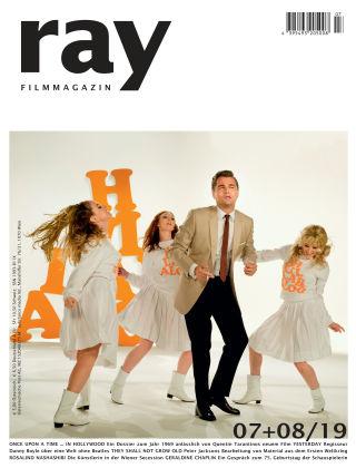 ray Filmmagazin 07+08/19
