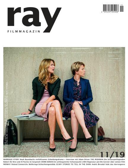 ray Filmmagazin October 31, 2019 00:00