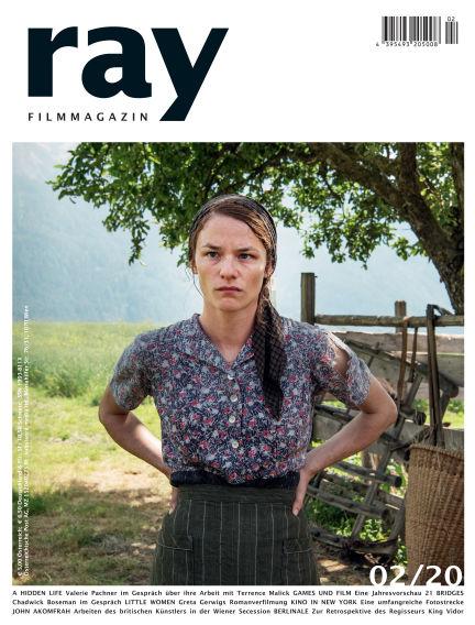 ray Filmmagazin February 01, 2020 00:00