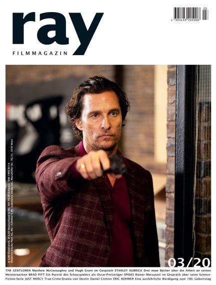 ray Filmmagazin February 28, 2020 00:00