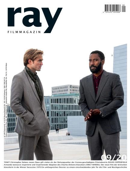ray Filmmagazin August 29, 2020 00:00