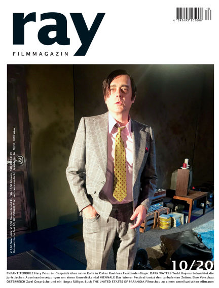 ray Filmmagazin October 01, 2020 00:00
