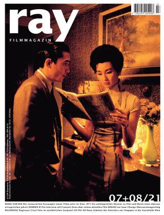 ray Filmmagazin 07+08/2021