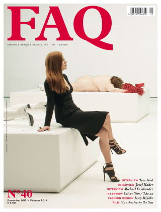 FAQ Magazin FAQ 40