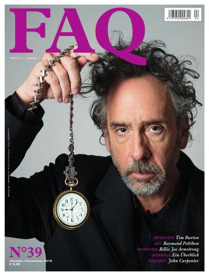 FAQ Magazin October 01, 2016 00:00