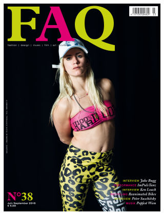 FAQ Magazin FAQ 38