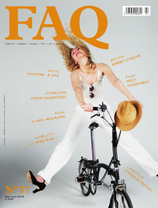 FAQ Magazin FAQ 37