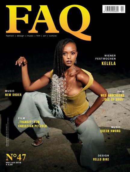 FAQ Magazin May 04, 2018 00:00