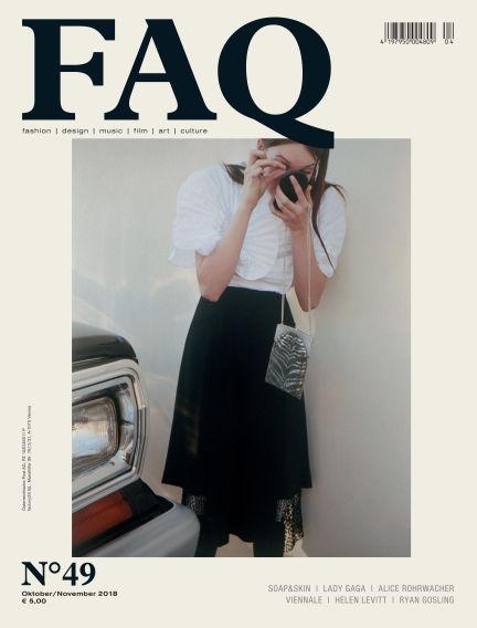 FAQ Magazin October 04, 2018 00:00