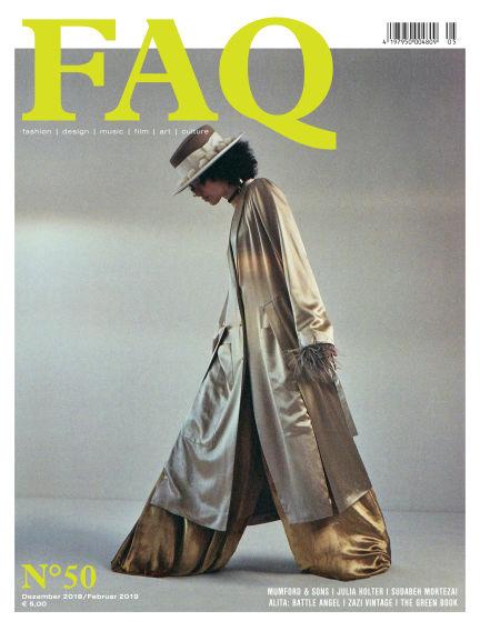 FAQ Magazin December 01, 2018 00:00