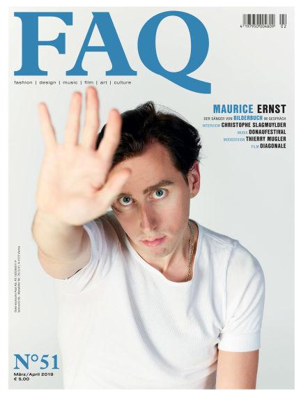 FAQ Magazin March 05, 2019 00:00