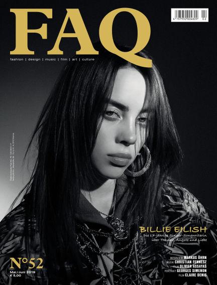 FAQ Magazin May 04, 2019 00:00