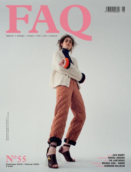 FAQ Magazin December 04, 2019 00:00
