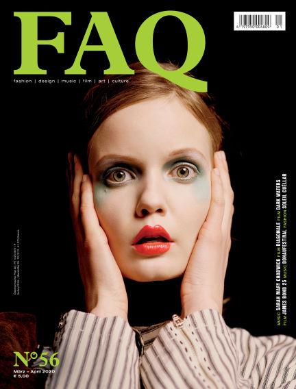 FAQ Magazin March 05, 2020 00:00