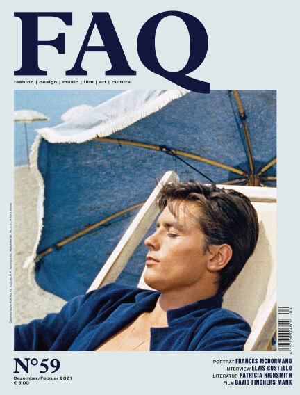FAQ Magazin December 05, 2020 00:00