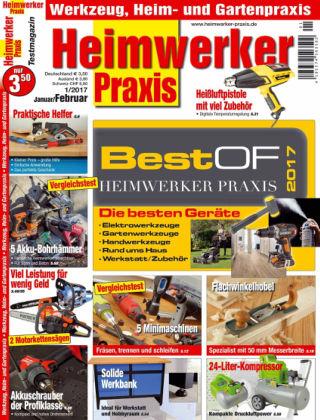 Heimwerker Praxis 01/2017