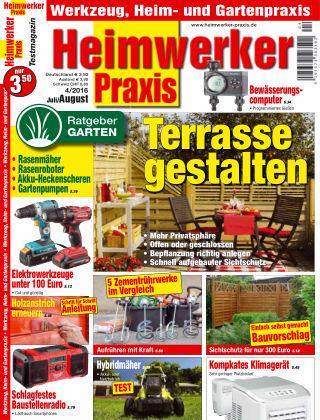 Heimwerker Praxis 04/2016