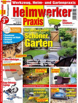 Heimwerker Praxis 05/2016