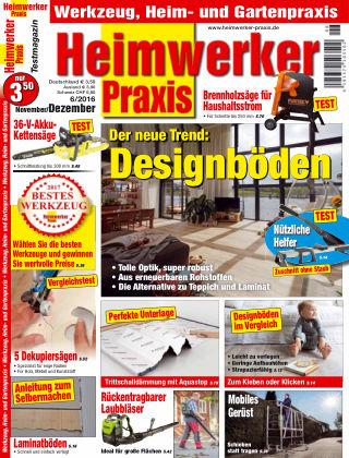 Heimwerker Praxis 06/2016