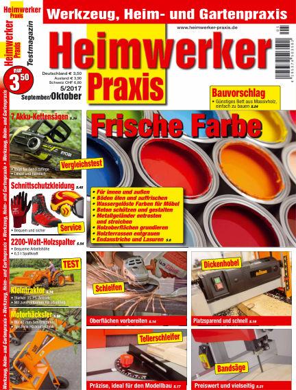 Heimwerker Praxis August 18, 2017 00:00