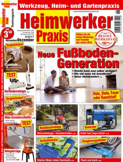 Heimwerker Praxis October 20, 2017 00:00