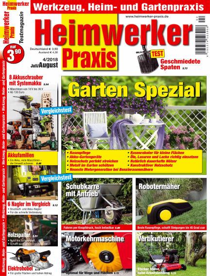Heimwerker Praxis June 22, 2018 00:00