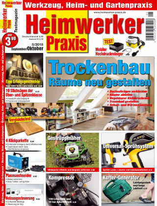 Heimwerker Praxis 05_2018