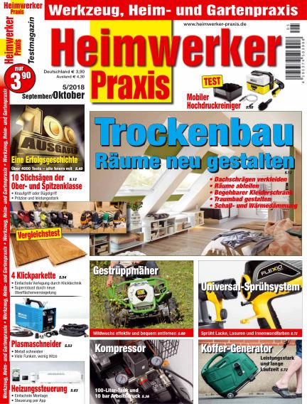 Heimwerker Praxis August 17, 2018 00:00