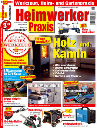 Heimwerker Praxis 06_2018