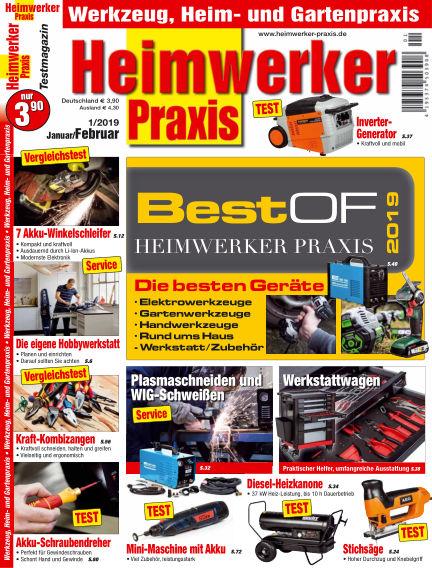 Heimwerker Praxis December 14, 2018 00:00