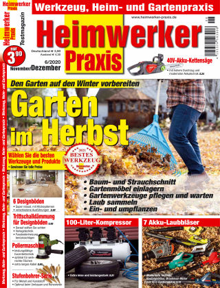 Heimwerker Praxis 06_2020