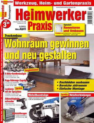 Heimwerker Praxis 02_2021