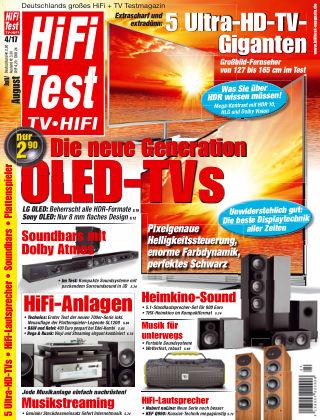 HiFI TEST TV • HIFI 04_2017
