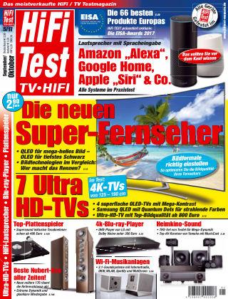 HiFI TEST TV • HIFI 05_2017