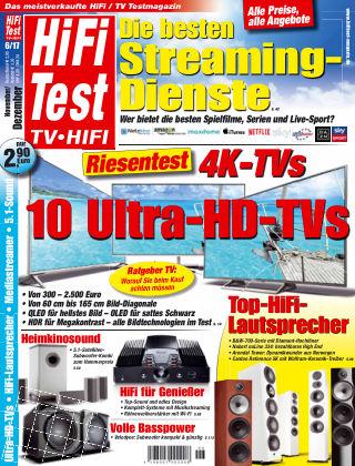 HiFI TEST TV • HIFI 06_2017
